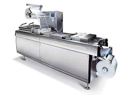 Thermoforming machinery